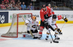 Haie international in der CHL